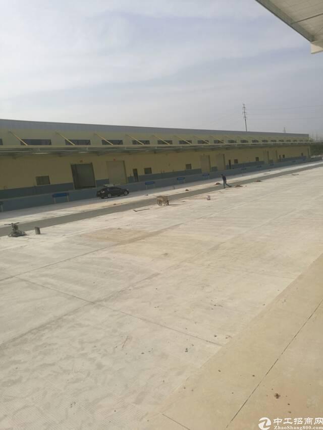 蔡甸高台库27000平米,独栋厂房,可仓储物流配套全-图3