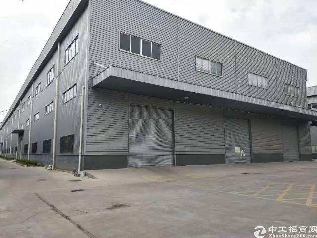 桥头镇新出带卸货平台重工业钢构厂房火爆招租