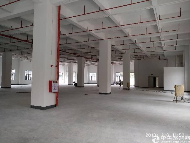 虎门全新层高7米重工厂房出租