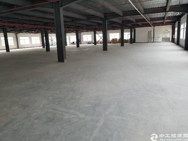 钢结构厂房空地大带消防喷淋成熟工业区厂出租