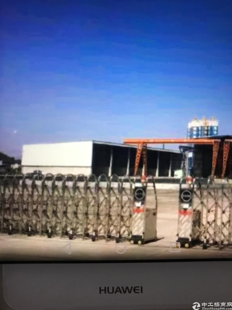 博罗县响水出售证件齐全占地53000平方