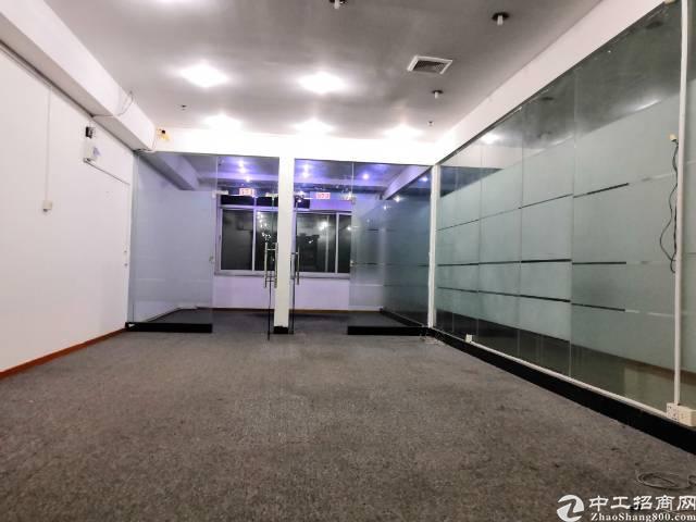 西乡大道  彩虹城 120平 办公研发