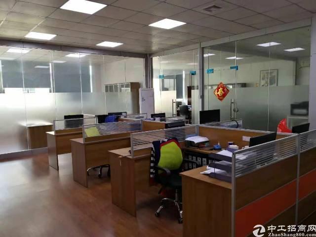 公明南光龙大高速口原房东1500平米精装修厂房出租-图3
