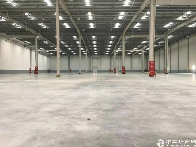 蔡甸高台库27000平米,独栋厂房,可仓储物流配套全-图2