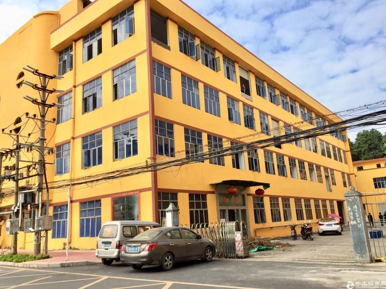 西丽留仙洞地铁口附近新出独院7700平厂房出租