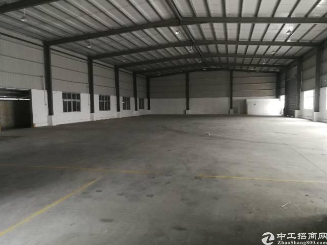 实业客出租钢构单一层厂房实际面积