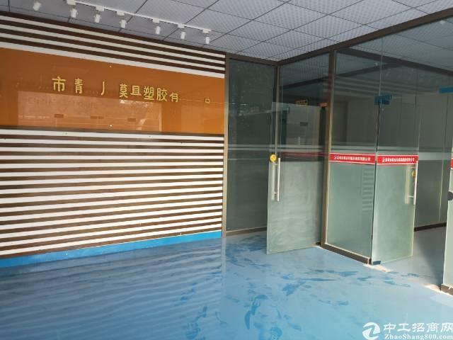 福永新和独院一楼1600平米精装修厂房出租