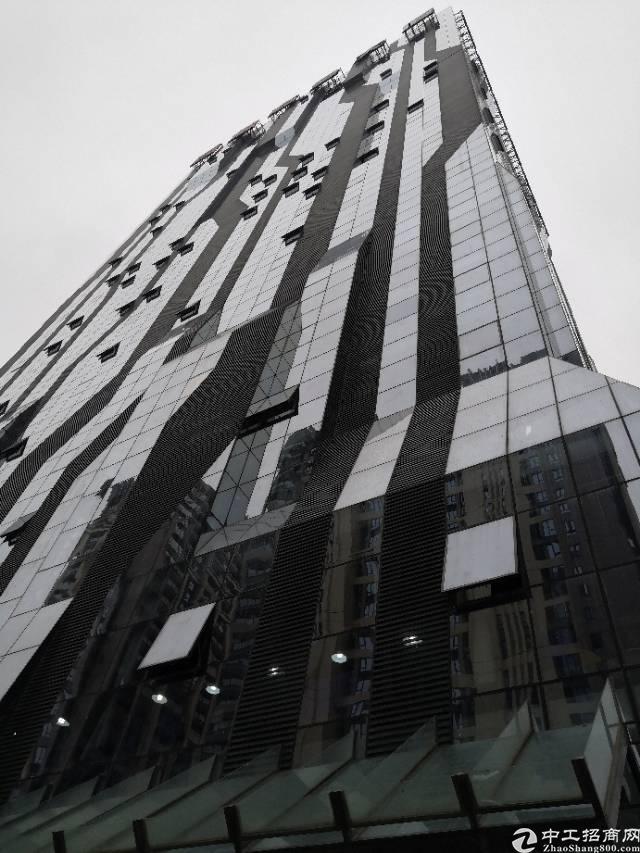 西乡商会大厦新出360平写字楼高使用率