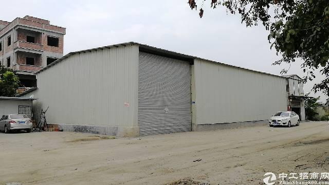 高埗,仓库高7米 实际面积450平方出租