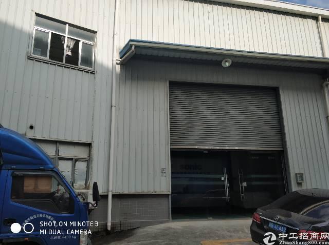 西乡3000平钢构厂房可办公生产仓库