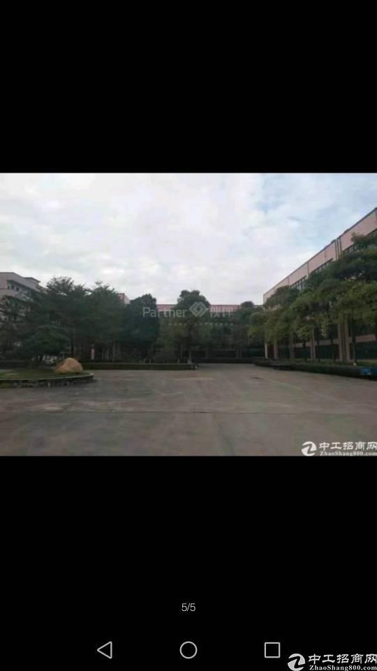 东莞周边深圳唯一在售独门独院红本标准厂房出售