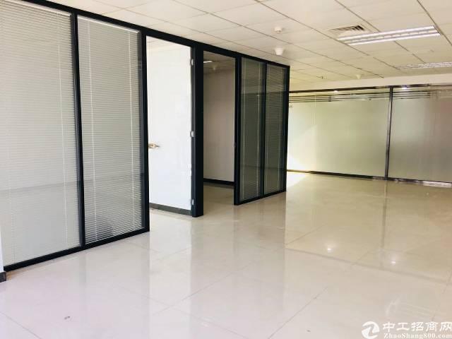 清湖地铁口物业金禾田商务中心