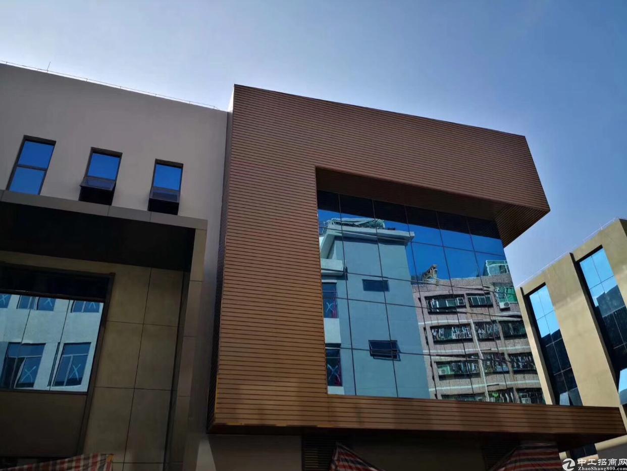 南山南头新出独栋1500平全新办公楼出租