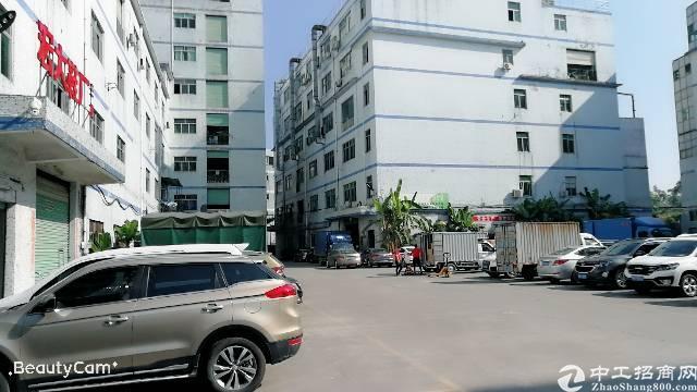 龙岗五联大型工业区新出楼上950平招租