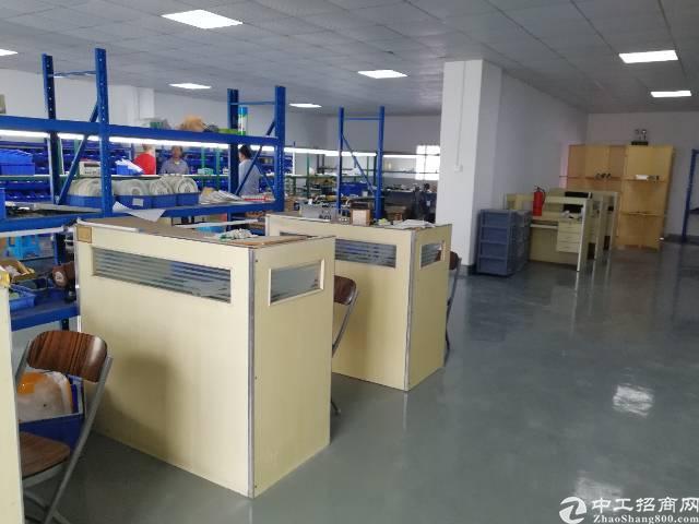西乡固戍650平带装修厂房出租