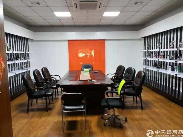 公明南光龙大高速口原房东1500平米精装修厂房出租-图4