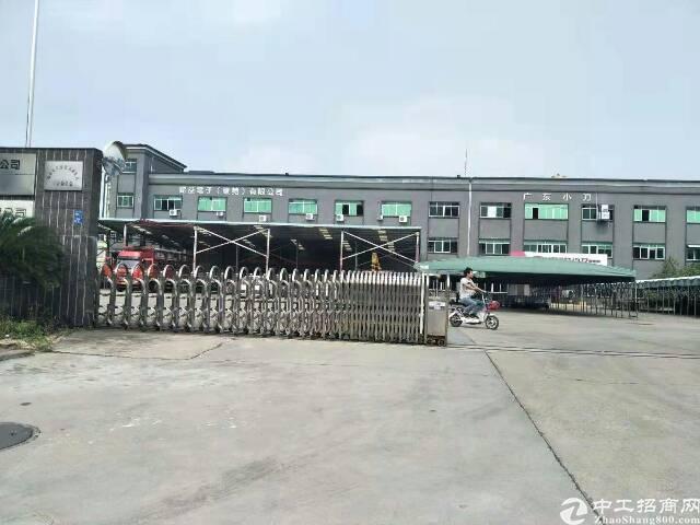 茶山镇原房东整租独门独院标准厂房28000平方