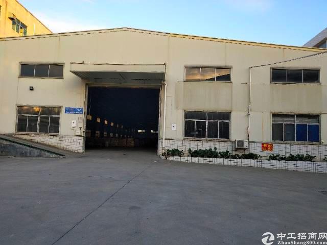 横岗是荷坳标准钢构2800平出租报价二十五一平方