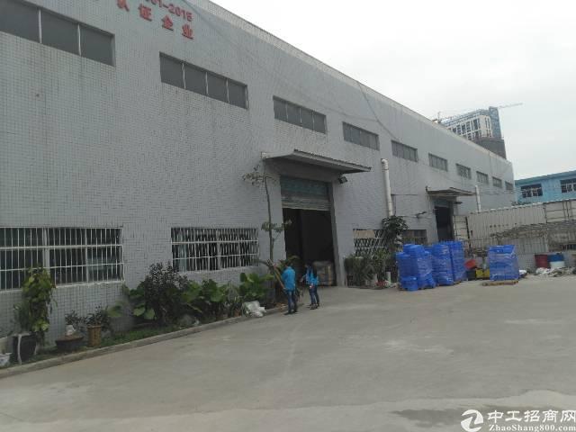 上星工业区新出独院钢构厂房2700平方