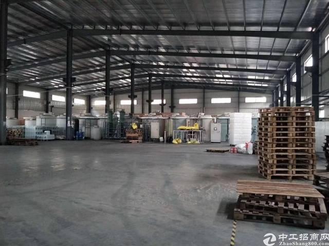 茶山独院单一层钢构厂房4800平米滴水10米