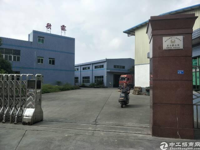 茶山镇原房分租独门独院钢结构厂房4200平方