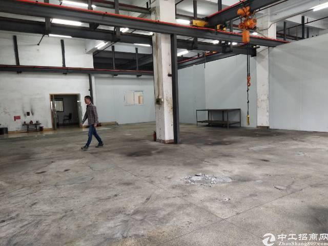 厂房500平方  有现成办公室航车