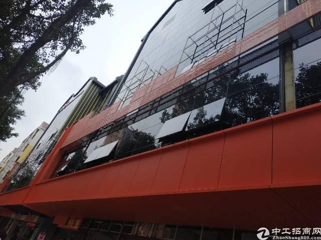 公明红花山顶峰大厦精装100平办公室直租