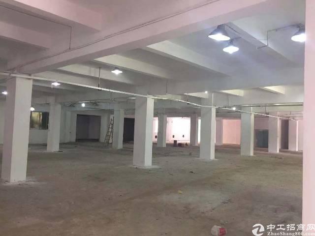 寮步镇新出独院厂房1-2层4500