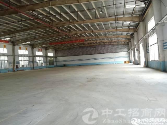 厚街镇单层钢结构独院厂房3200招租