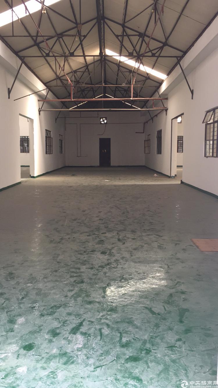 独院滳水9米厂房招租
