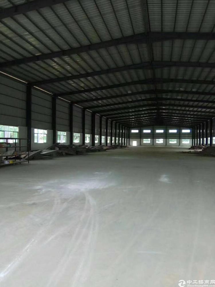东莞茶山原房东独院分租单一层2800平带航车价格低