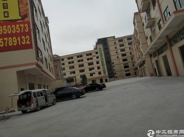 茶山靠近寮步新出全新原房东独院厂房,消防喷淋现成装修办公室,