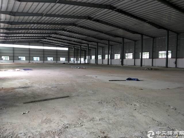 出售:石湾单一层钢构厂房出售