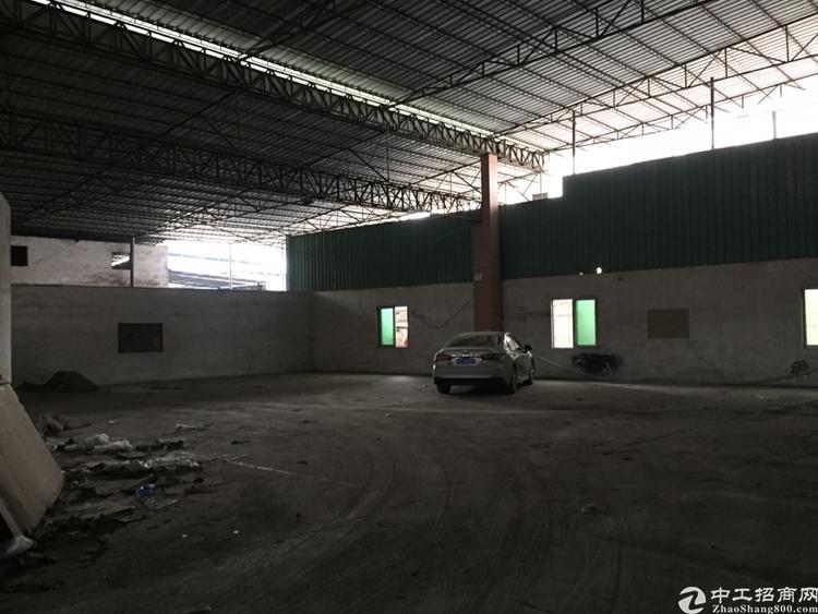 独门独院厂房钢结构1000平靠近平湖