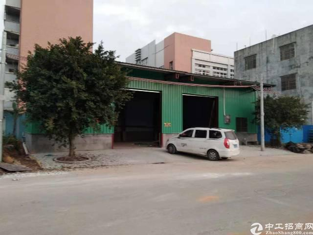 金桔原房东单一层厂房300平米