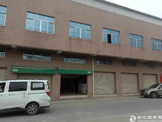 茶山镇原房东厂房一二楼厂房出租