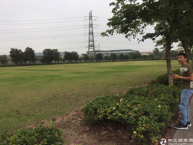 虎门赤岗富马工业区新出独门独院带球场一栋大楼35000平方