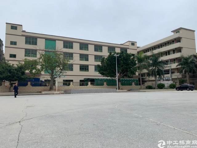 惠州市惠城区独院红本厂房26900平方岀售
