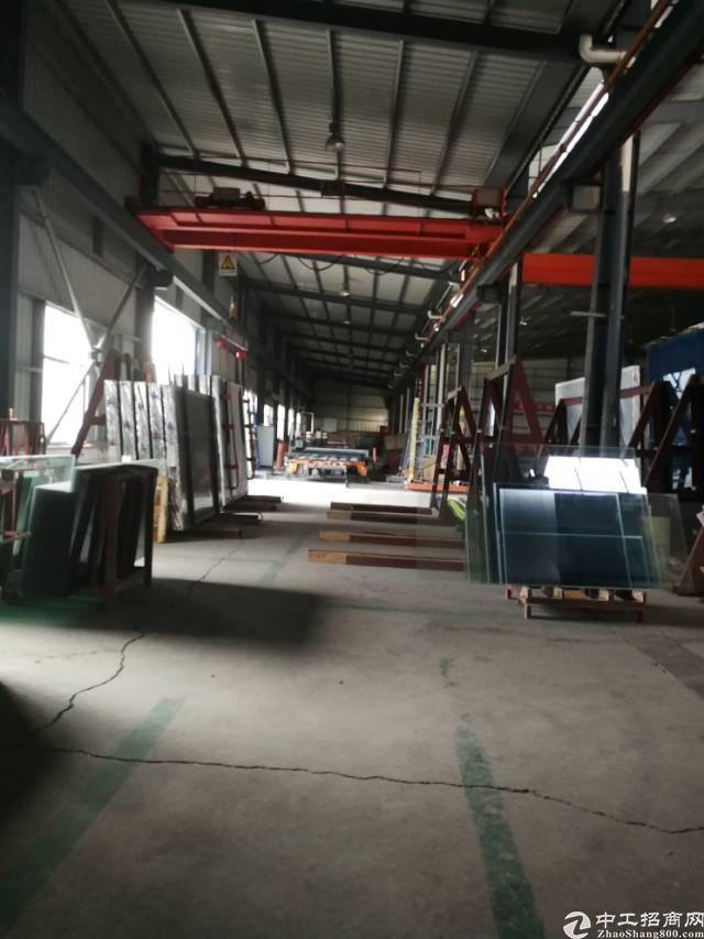 深圳唯一钢结构厂房,地铁口200米,旧改在即