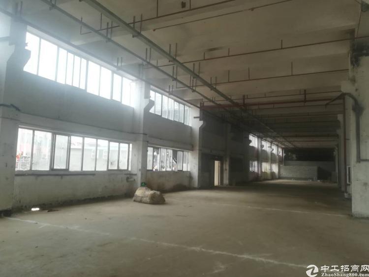 睦洲附近新建厂房出租,每层1800方,租金便宜