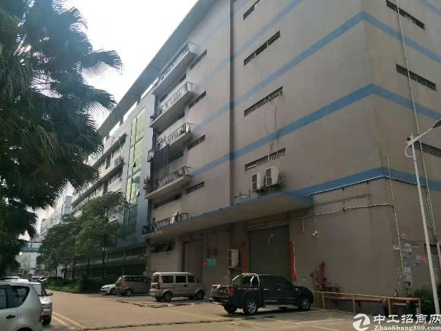 福永107国道附近2000平米带装修厂房出租