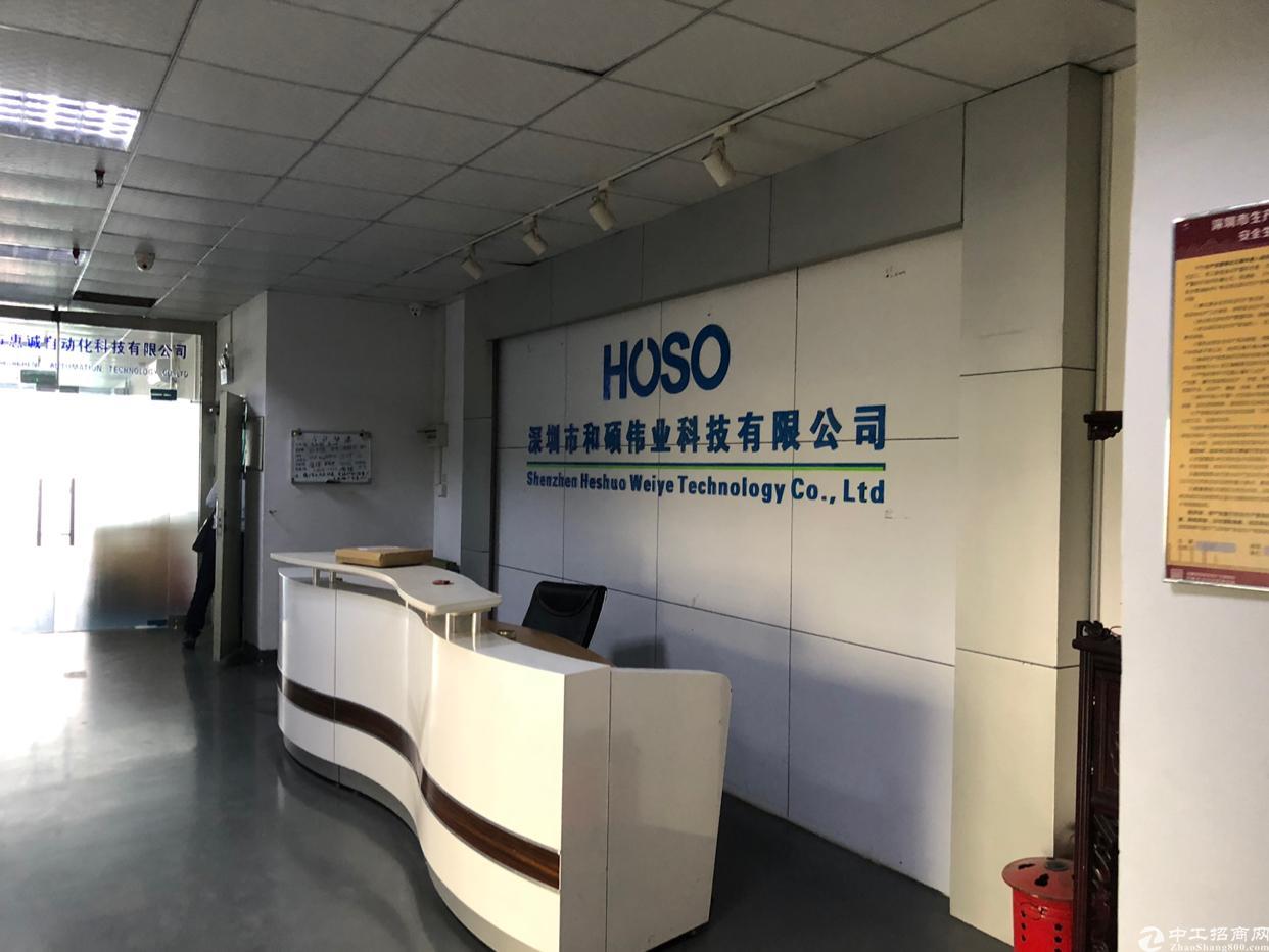 福永怀德机场附近600平米带装修
