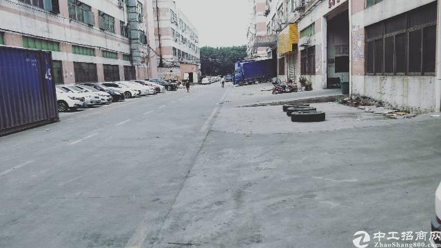 福永塘尾新出一楼720平厂房出租