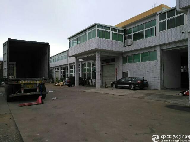 清溪镇一楼厂房900平方空地超大招租