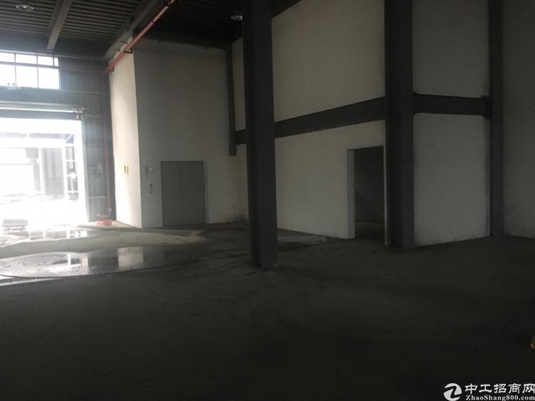 武汉市东西湖全新物流仓储港出租-图2