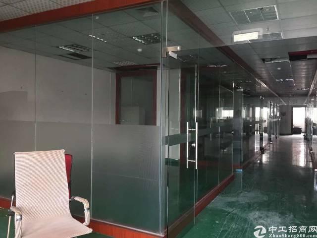 福永塘尾楼上650带装修原房东厂房出租