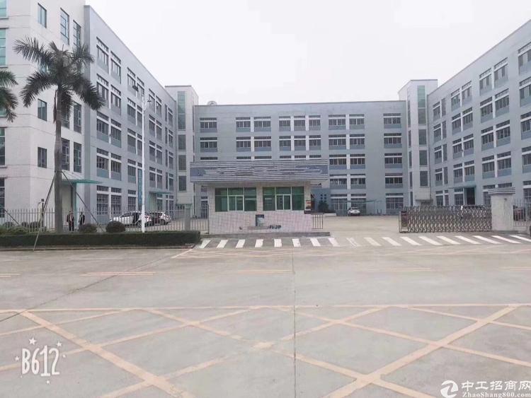 东莞新出原房东带消防喷淋红本精装修厂房23000平方