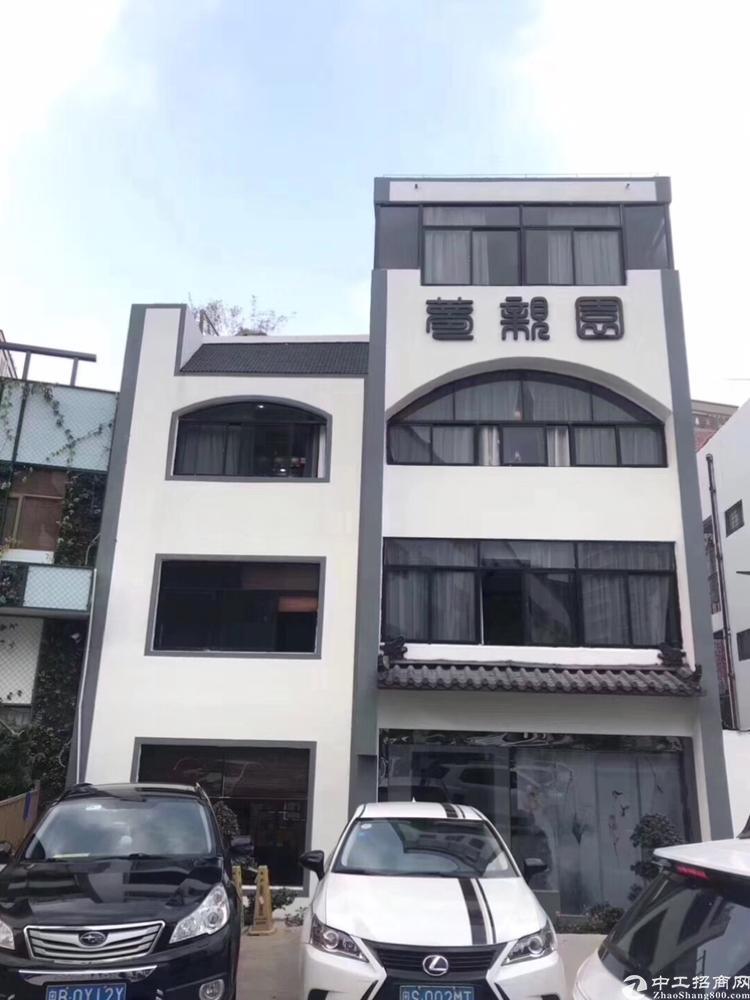 龙华龙胜地铁口独栋办公楼560平招租