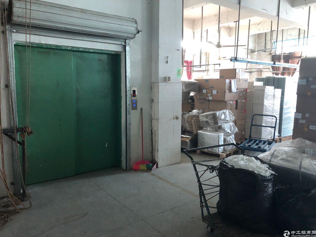 碧岭工业区楼上现成装修厂房510平方便宜租