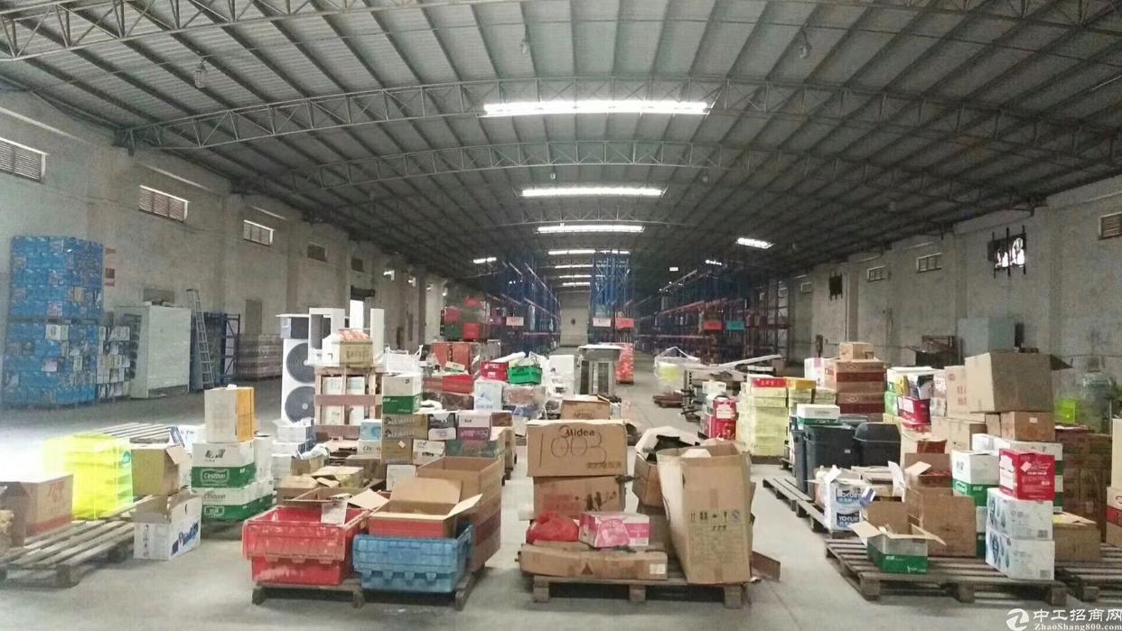 坑梓仓库2000平有卸货平台
